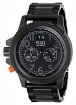 ESQ by Movado ESQ Movado Men's 07301422 esq Fusion Ion-Plated Watch