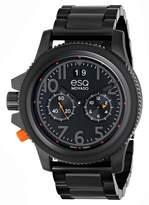 ESQ by Movado ESQ Movado Men's 07301422 esq Fusion Ion-Plated Watch