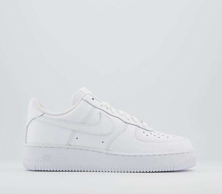 Nike Force 1 07 Trainers White