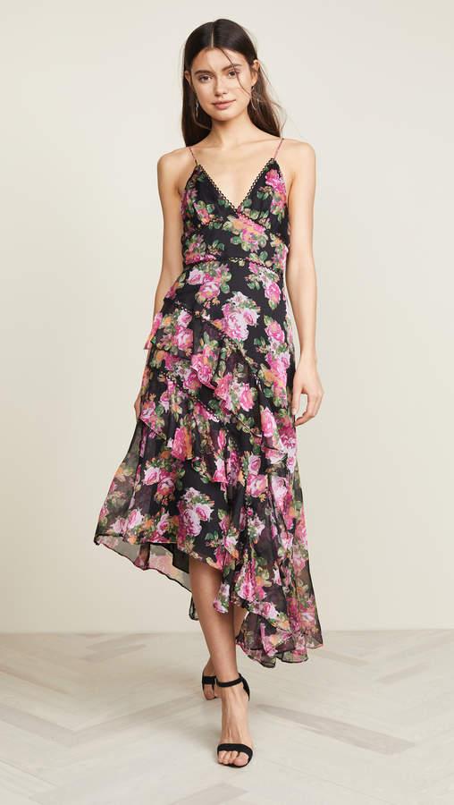 Keepsake Oblivion Midi Dress