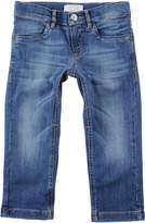 Alviero Martini Denim pants - Item 42498830