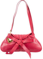 Moschino Leather Heart Shoulder Bag
