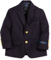 Ralph Lauren Lessona Wool Blazer, Size 2-4