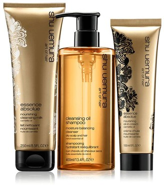 Cleansing Oil Very Dry Hair Set