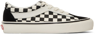 Vans Black and White Checkerboard Bold NI Sneakers