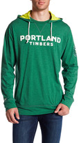 Mitchell & Ness MLS Timbers Away Team Long Sleeve Hoodie