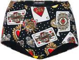 Dolce & Gabbana high waisted bikini briefs
