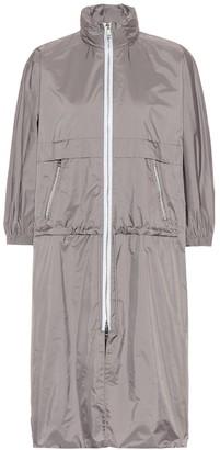Prada Cropped-sleeve rain jacket