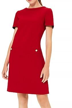 Hobbs London Petra Sheath Dress
