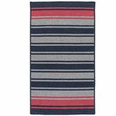 Colonial Mills Naples Stripe Reversible Braided Rug