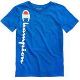 Champion Logo-Print T-Shirt, Big Boys