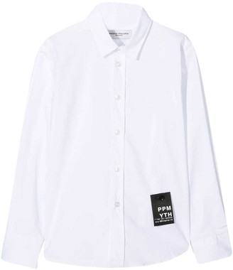 Paolo Pecora White Shirt