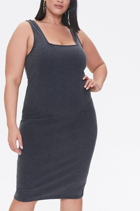 Forever 21 Plus Size Bodycon Tank Dress