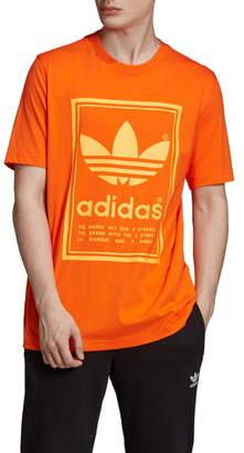adidas Vintage Logo T-Shirt