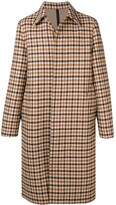 Ami Paris Bonded Mac Coat