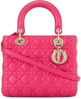 Christian Dior pre-owned Lady Cannage 2way Hand Bag