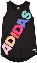 adidas Tempo Tank (Toddler/Kid) - Black/Pink - 5