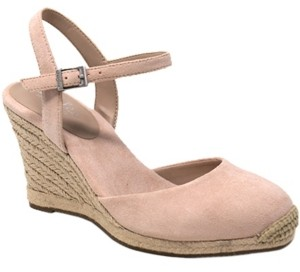 Charles by Charles David Sherpa Espadrille Wedges Women's Shoes