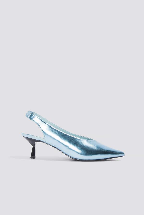 c3b2a6bf65 Blue Kitten Heel Pumps - ShopStyle