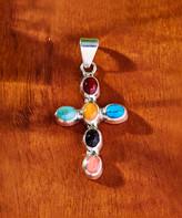 Silver Cross Moda Designs Women's Pendants MULTI - Sterling Pendant
