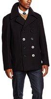 Gloverall Men's Admiralty Pea MC3218EM-Cpc Coat,Medium (Manufacturer Size:Medium)
