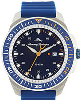 Tommy Bahama Surfside Analog & Date Silicone-Strap Sport Watch