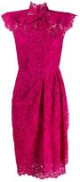 Dolce & Gabbana Cotton Blend Dress