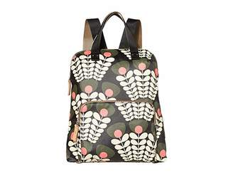 Orla Kiely Bunch of Stems Backpack Tote