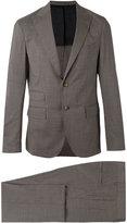 Eleventy two-piece slim suit - men - Silk/Spandex/Elastane/Cupro/Virgin Wool - 48
