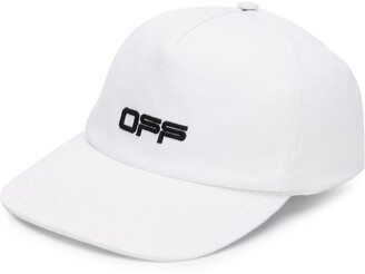 Off-White Off logo baseball cap