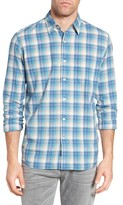 Faherty Men's Ventura Plaid Sport Shirt