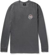 Stussy Slim-Fit Printed Cotton-Jersey T-Shirt