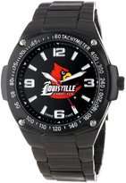 Game Time Unisex COL-WAR-LOU Warrior Louisville Analog 3-Hand Watch
