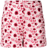 Giambattista Valli embroidered shorts - women - Silk/Cotton/Polyamide/Polyester - 42