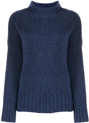 Masscob Plain Knit Jumper