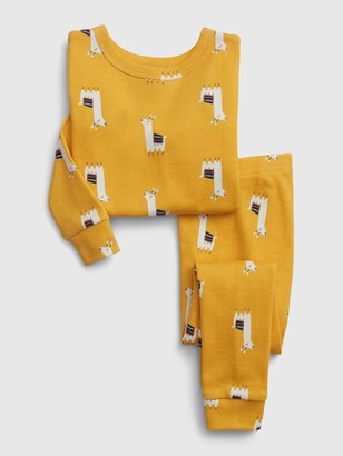 Gap Kids Llama Long Sleeve PJ Set