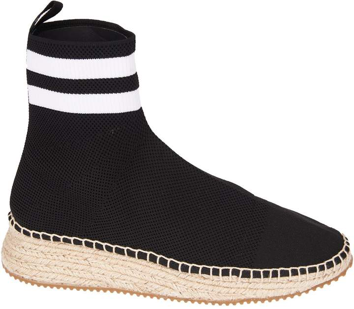 Alexander Wang High Ankle Sock Espadrillas