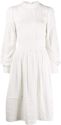 Etoile Isabel Marant Draped Midi Dress