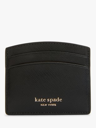 Kate Spade Spencer Leather Card Holder