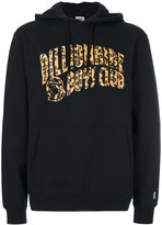 Billionaire Boys Club leopard print logo sweatshirt - men - Cotton - M