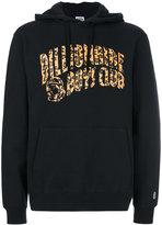 Billionaire Boys Club leopard print logo sweatshirt