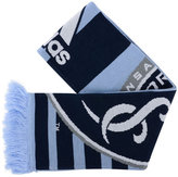 For Bare Feet adidas Sporting Kansas City Striped Scarf