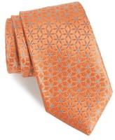 Nordstrom Men's Abstract Medallion Silk Tie