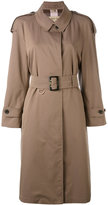 Burberry trench coat - women - Cotton - 6