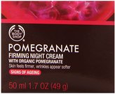 The Body Shop Pomegranate Firming Night Cream, 1.7 Ounce