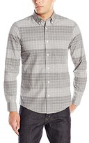 Jack Spade Men's Blanford Windowpane Shirt
