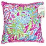 Lilly Pulitzer Spot Ya Large Pillow