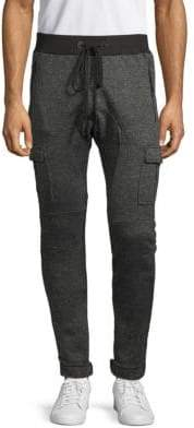 d2612967f2 Heathered French Terry Cargo Pants