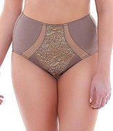 Elomi Raquel Lace-Front Brief Panty