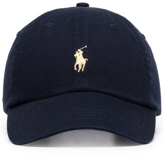 Polo Ralph Lauren Classic Sport logo-embroidered cap